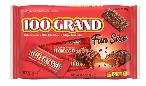 100 Grand Crispy Crunchies with a $225 order