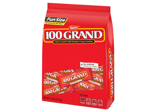 100 Grand Chocolate with a $225 order