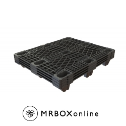 40x48 Economy Export Plastic Pallet | Shipping Pallets