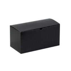 12x6x6 Black Gloss Gift Boxes