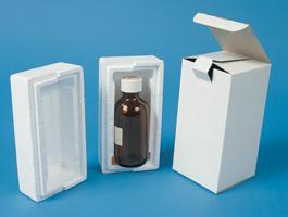 Styrofoam Bottle Shippers Foam Coolers Mrboxonline