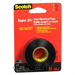 3M Scotch Super 33+ 3/4x450 Electrical Tape