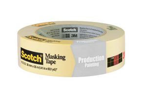 3M 201+ 2x60yds Masking Tape Case pricing