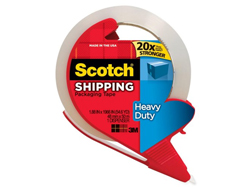 3M Scotch Super Strength Tape with dispenser