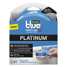 3M Blue Platinum Painters Tape