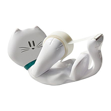 3M Scotch� KittyTape Dispenser with Scotch� Magic� Tape