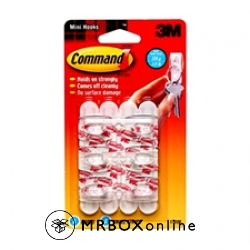 3M Command Mini Hooks