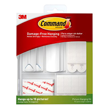 3M Command Picture Hanging Kit