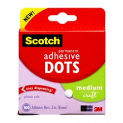 3M Scotch Adhesive Dots