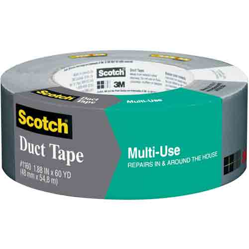 3M 2960 2x60yd Duct Tapes