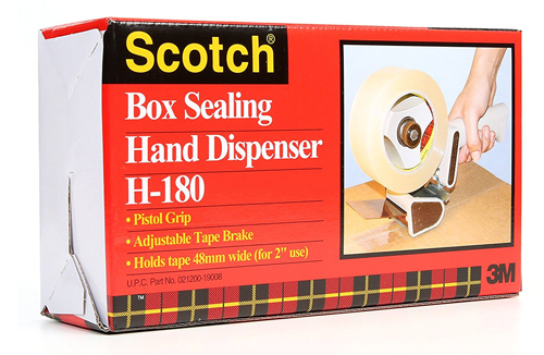 Scotch Box Tape Dispenser H180