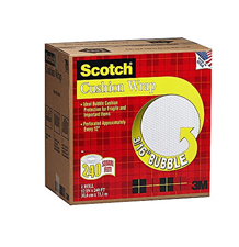 3M Scotch Cushion Bubble Wrap