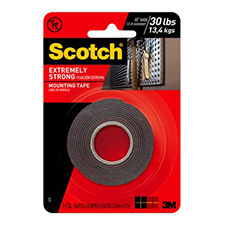3M Scotch Extremely Strong  Mounting Tape