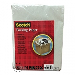 3M Scotch Newsprint Packing Paper