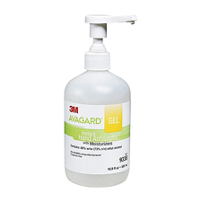 3M Avagard� Disinfectant Gel Instant with Moisturizers