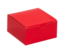 10x10x6 Red Gift Boxes