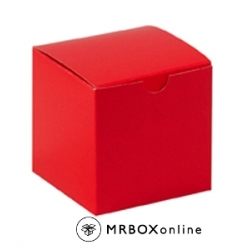 6x6x6 Red Gift Boxes