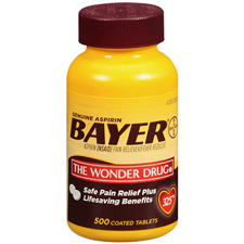 Bayer Genuine Aspirin