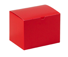6x4.5x4.5 Red Gift Boxes