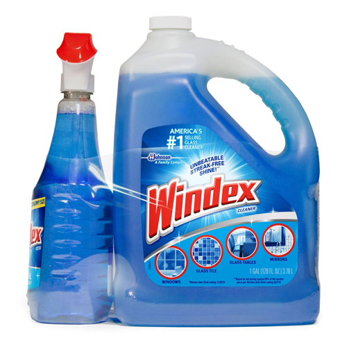 Windex Glass Combo Pack