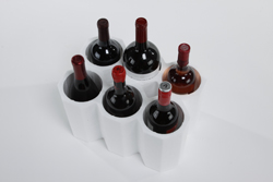 6 Bottle Foam Wine Shippers