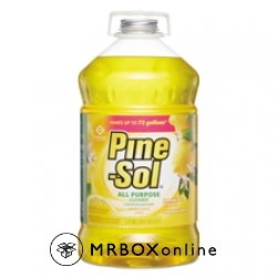 Pine Sol Lemon Fresh All Purpose Cleaner 175 ounces