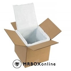 12x12x12 Deluxe Thermal Insulated Box Liners