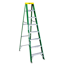 8 Foot Aluminum Folding Ladders