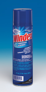 Windex Powerized Glass Cleaner