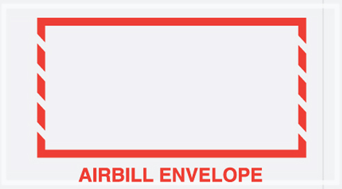 5.5x10 Airbill Packing Envelope