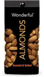 Free Gift:Roasted Almonds with an order of $475