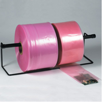 "24"" Antistatic Poly Tubing 2 mil"
