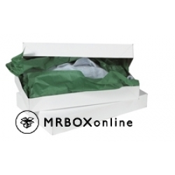 24x14x4 White Apparel Gift Boxes