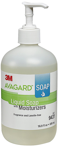 3M Avagard™ Liquid Soap with Moisturizers