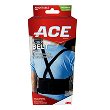 3M Ace Back Support One Size Fits All