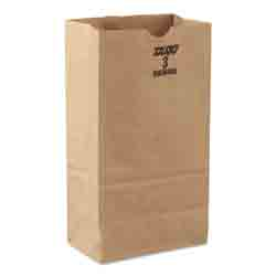 3 Pound Grocery Xtra Heavy Duty Bags