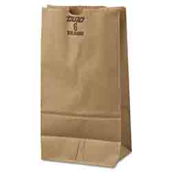 6 Pound Grocery Bags