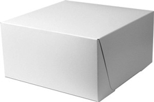"12x12x4"" Bakery Boxes"