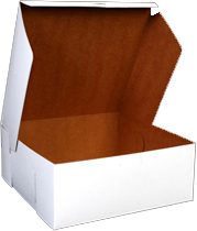 "12x12x5"" Bakery Box"