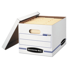 Bankers Box Storage File Box 10 CT
