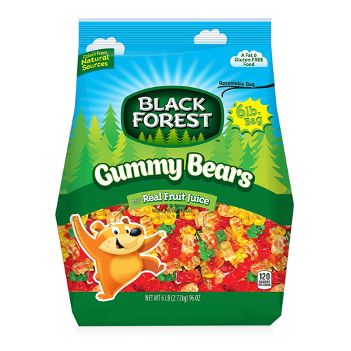 Black Forest Gummy Bear 6 pounds