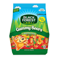 Black Forest Gummy Bears (6lbs)with a $625 order