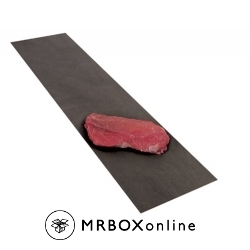 8x30 Black Steak Paper Sheets