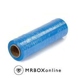 Blue Stretch Wrap 15x1500x80