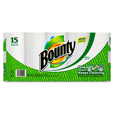 Bounty Paper Towels 15 Pack