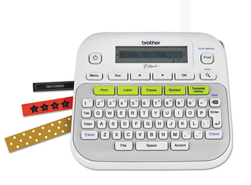 Brother Compact Label maker