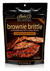 Brownie Brittle free with an order of $525