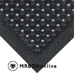 24x36 Black Bubble Mat