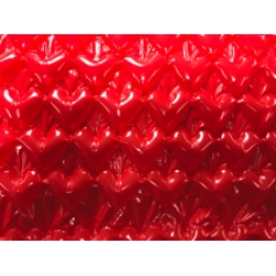 Red Bubble Wrap Hearts from Sealed Air