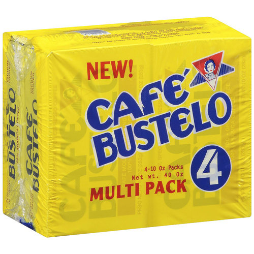 Cafe Bustelo Coffee Espresso